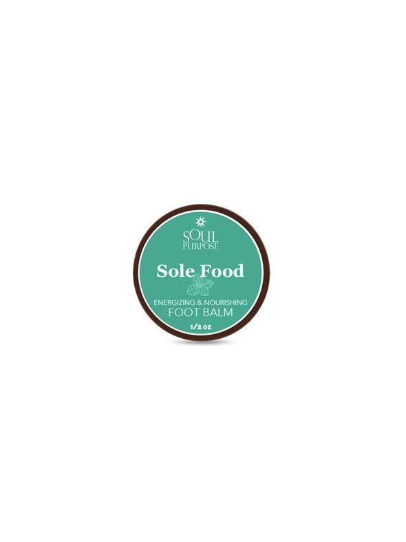 Sole Food Foot Balm - 1/2 oz.