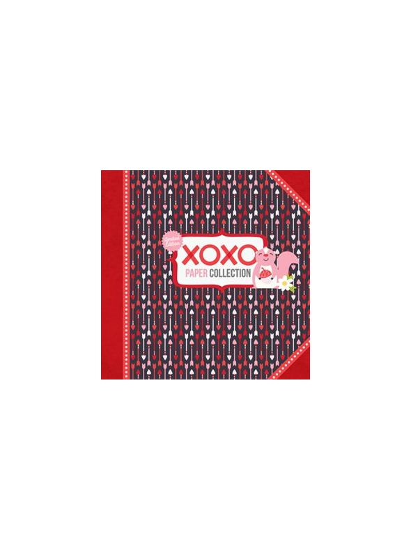 XOXO Valentine Paper Collection