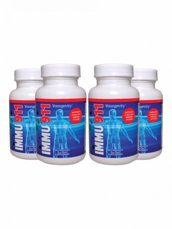 Immu-911™ (4 bottles)
