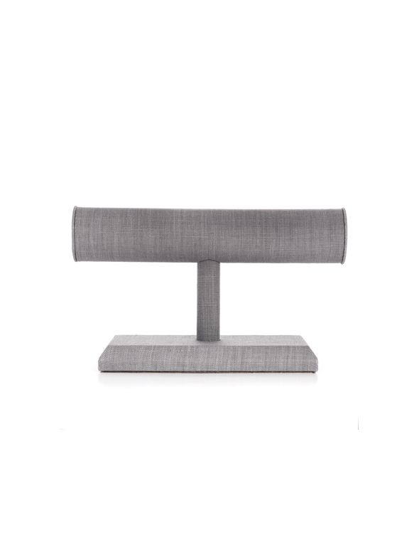 Grey Bracelet Display Stand