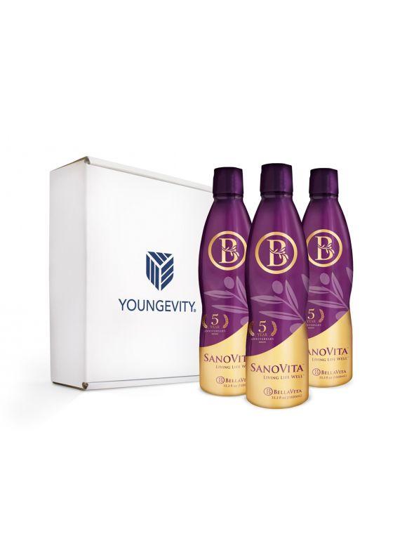SanoVita-1 box (3 bottles)
