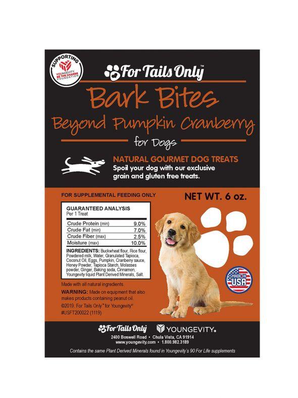 Bark Bites - Pumpkin Spice (2 PK)