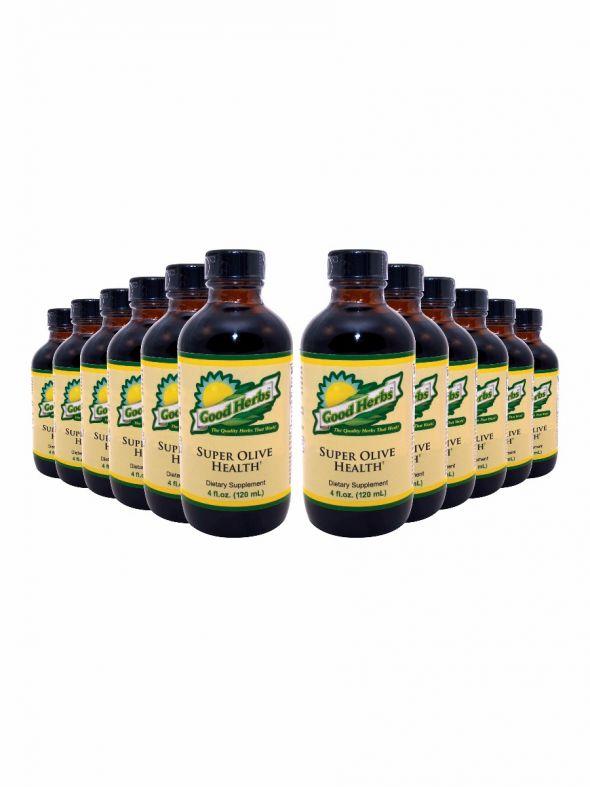 Super Olive Health - 12 Pack