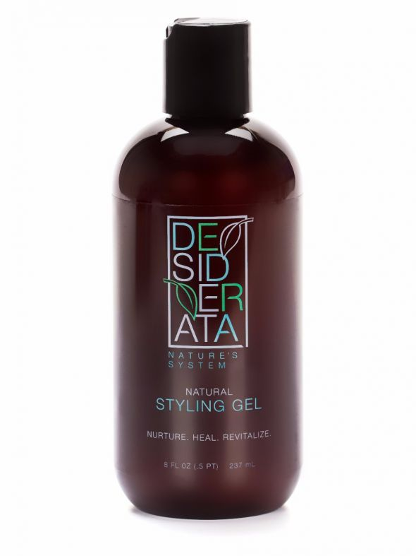 Desiderata Natural Styling Gel - 8 oz.