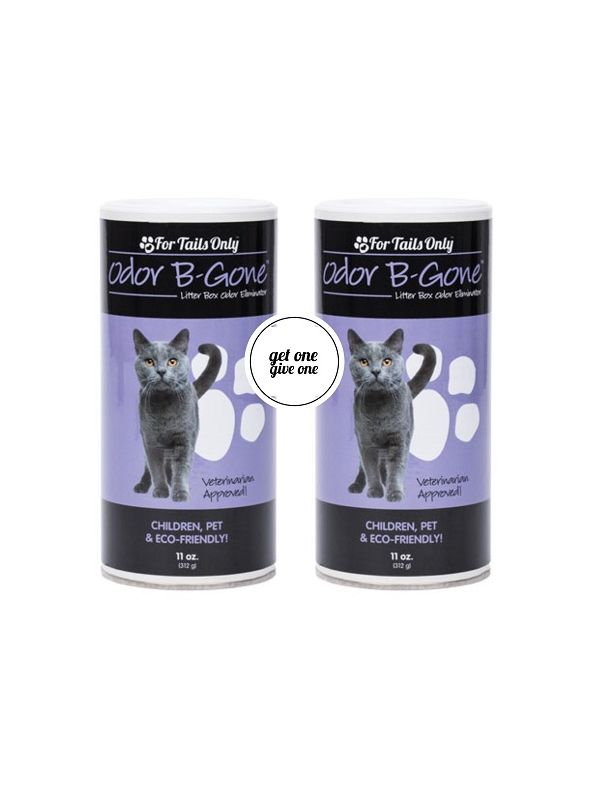 FTO - Odor B-Gone Litter Box Odor Eliminator[QTY:2]